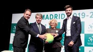 Pietrangeli criticó a los nuevos rectores de la Copa Davis, con Piqué a la cabeza