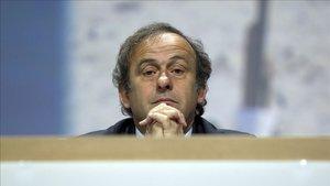 Platini habló claro sobre la entrada del VAR en el fútbol
