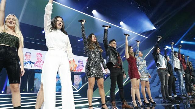 El polémico reparto de temas para Eurovisión