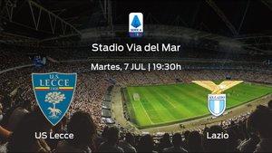 Previa del encuentro: el US Lecce recibe en su feudo al Lazio