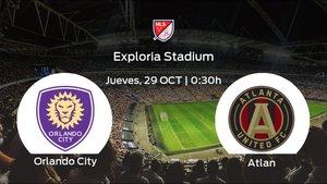Previa del partido: Orlando City - Atlanta United