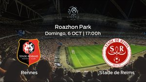 Previa del partido: el Stade Rennes recibe al Stade de Reims en la novena jornada