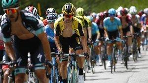 Roglic es el vigente campéon de la Vuelta