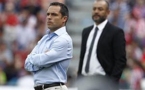 Sergi Barjuan ha dejado de ser entrenador del Almería este sábado