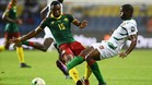 Siani fue el autor del gol del empate de Camerún