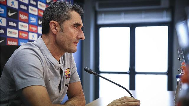 Valverde habló sobre el partido de Arthur en Wembley
