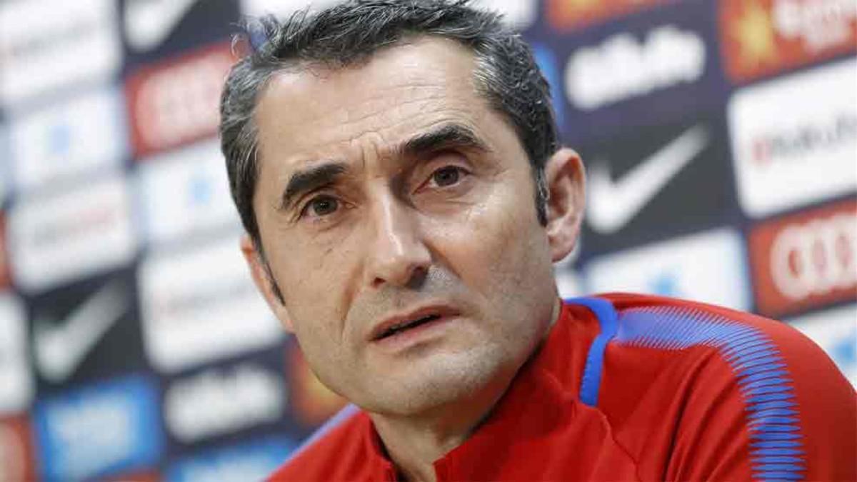 Valverde se pronunció sobre el duelo que tendrá que enfrentar Barcelona en las semifinales de copa