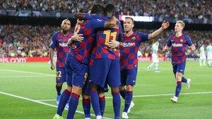 El vestuario del Barça se ha conjurado para sumar una victoria ante el Sevilla que daría tranquilidad durante el parón liguero