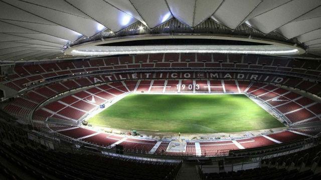 El Wanda Metropolitano como nunca antes lo viste