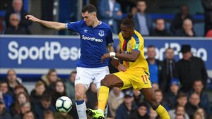 Wilfried Zaha estaría cerca de dejar al Crystal Palace y sumarse al Everton
