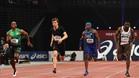 Yunier Pérez ganó la final de 60 metros en París