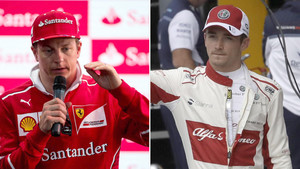 Raikkonen dejará su puesto en Ferrari a Leclerc