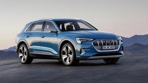 Nuevo Audi e-Tron.