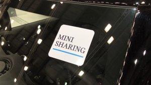 Mini anuncia la llegada de la aplicación Mini Sharing a Barcelona en el Automobile.