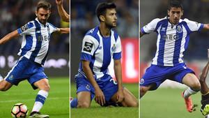 Adrián, Bueno y José Ángel deberán buscar una salida