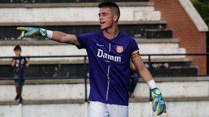 Álex Ruiz ya ha firmado por el Barça B