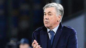 Ancelotti dirige al Everton desde diciembre de 2019