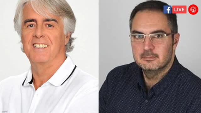 Así fue el cara a cara entre Lluís Mascaró y Siro López