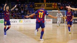 El Barça parte como gran favorito en el Grupo D de la Ronda Principal