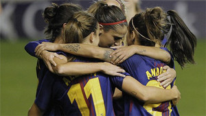 El Barça visita el campo del Granadilla tras meterse en cuartos de final de la Champions