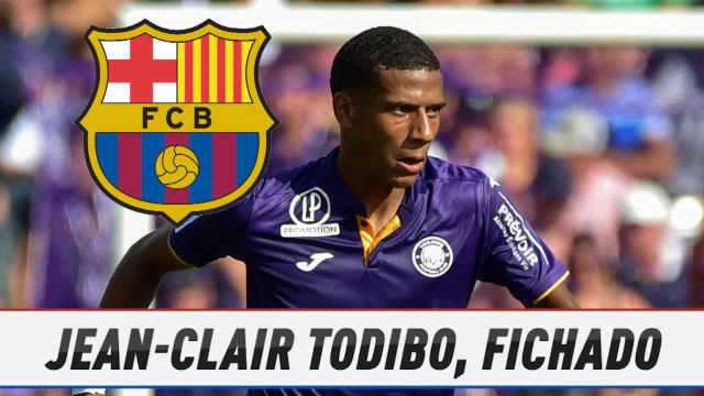 El Barcelona se hace con los servicios de Todibo