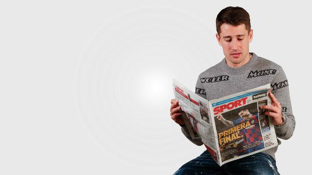 Bojan Krkic estrena su página de opinión en SPORT