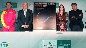 El cartel del torneo, presentado en Madrid