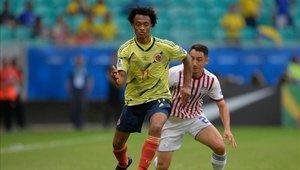 Cuadrado ha sido uno de los jugadores con más minutos en la era Queiroz