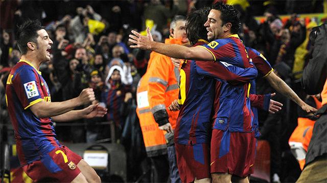Se cumplen diez años de la manita al Madrid
