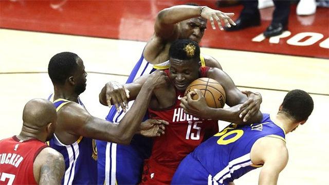 Curry y Thompson llevan a los Warriors a las finales