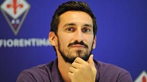 Davide Astori siempre será el 13 de la Fiorentina y Cagliari