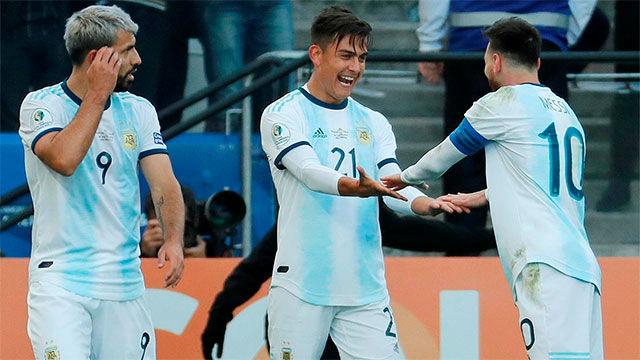 Dybala sobre la actual Argentina: Hay un grupo hermoso