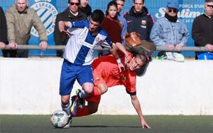 Espanyol-Barça juvenil