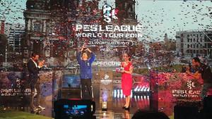 La Europe Round de la PES League World Tour 2018 se celebró en Berlín