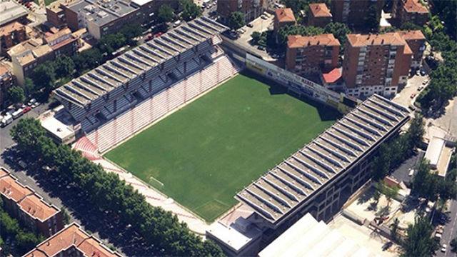 El fútbol vuelve a Vallecas