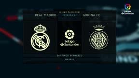 El Girona asalta el Bernabéu