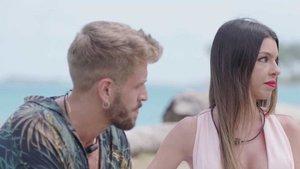 La isla de las tentaciones 2: Andrea se rompe al ver a Óscar como soltero