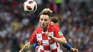 Ivan Rakitic no volverá a vestir la camiseta de la selección croata