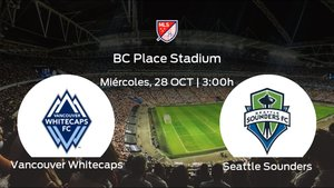 Jornada 22 de la Major League Soccer: previa del duelo Vancouver Whitecaps - Seattle Sounders