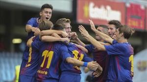 El Juvenil A del Barça espera encadenar otro tiunfo ante Olympiacos