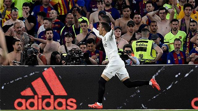 ¡Latigazo del Valencia! Así cantaron las radios el gol de Rodrigo