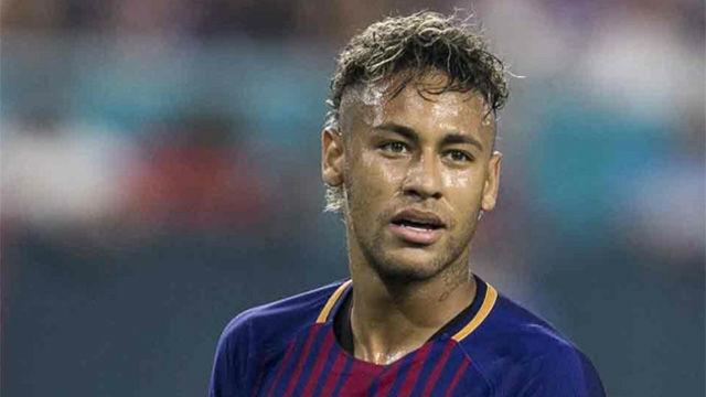 La Liga no acepta el pago de cláusula de Neymar