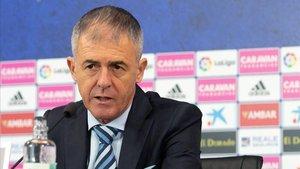 Lucas Alcaraz dice adiós al Real Zaragoza