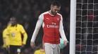 Lucas Pérez apenas ha tenido oportunidades en el Arsenal