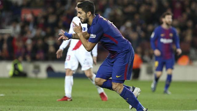 Luis Suárez: Estoy disfrutando