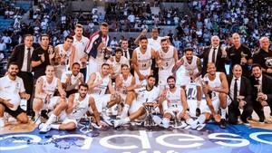 El Madrid conquistó la Supercopa cuatro años después