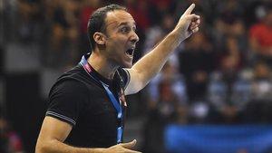 El madrileño Roberto García Parrondo dirigirá su primera Final Four