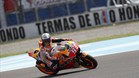 Márquez, el más rápido este sábado en Argentina