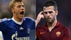 Max Meyer y Miralem Pjanic están en la agenda del Barça