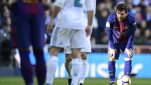 Messi generó dudas en la Central Lechera